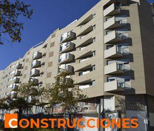 Construcciones en Castellón