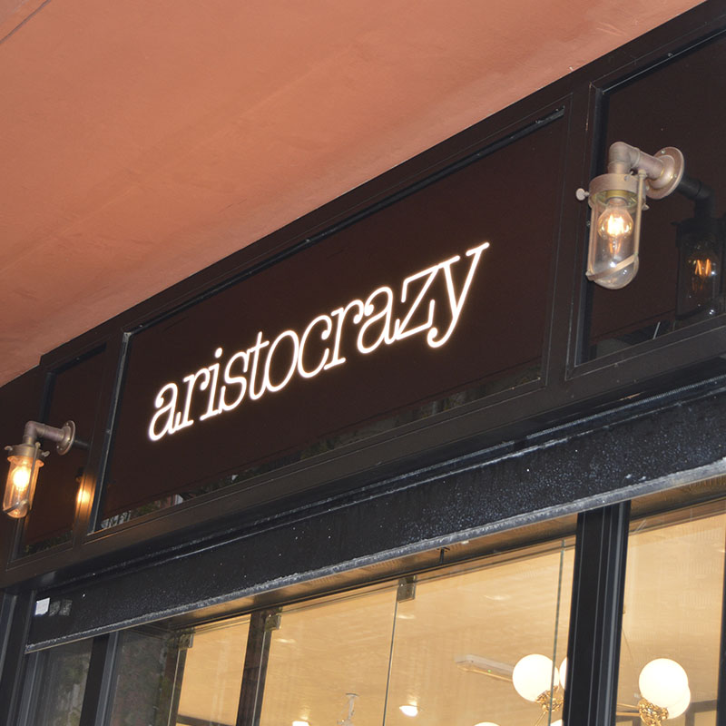 Reforma Escaparate Aristocrazy