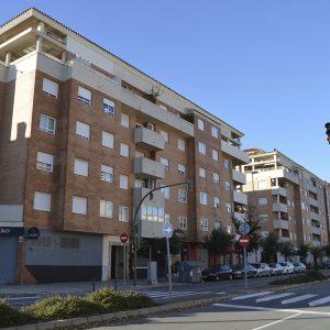 Construcción edificio residencial Alcora Castellón