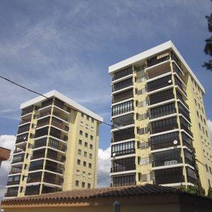 Construcción edificio residencial Bergantín Benicasim