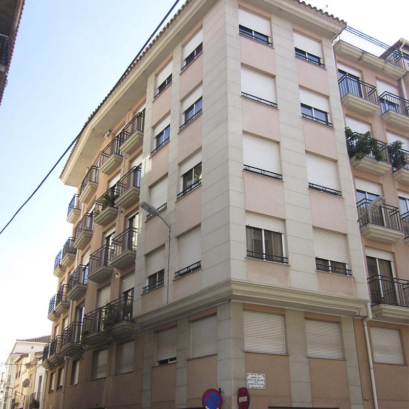 Construcción edificio residencial Cerdán de Tallada Castellón