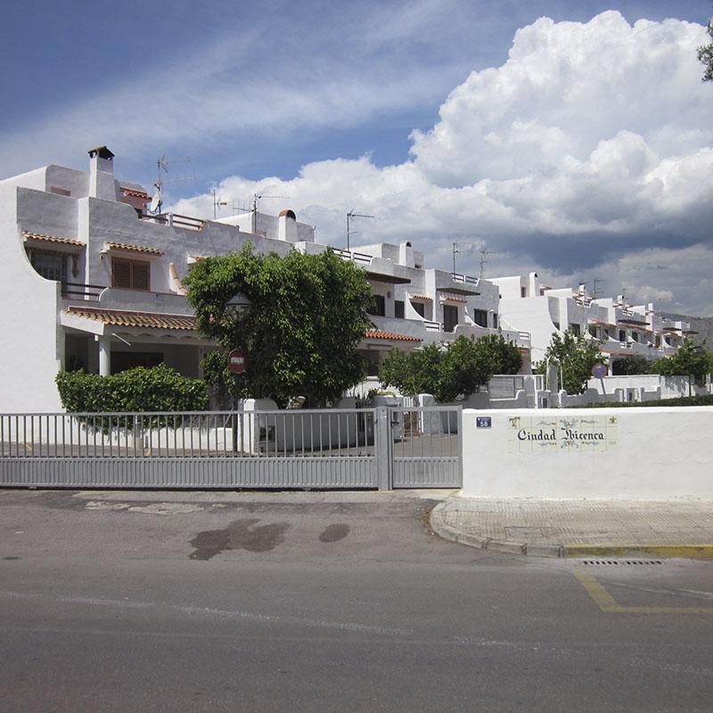 Construcción edificio residencial Ciudad Ibicenca Castellón