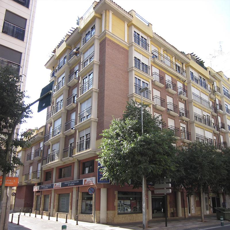 Construcción edificio residencial Forn del Pla I Castellón