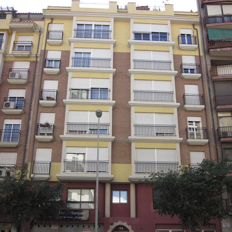 Construcción edificio residencial Forn del Pla II Castellón