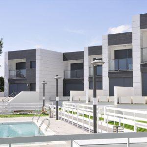 Construcción edificio residencial Las Delicias Castellón