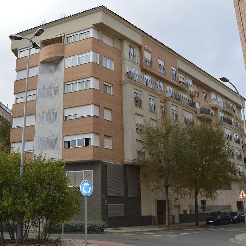 Construcción edificio residencial Marfil Villarreal