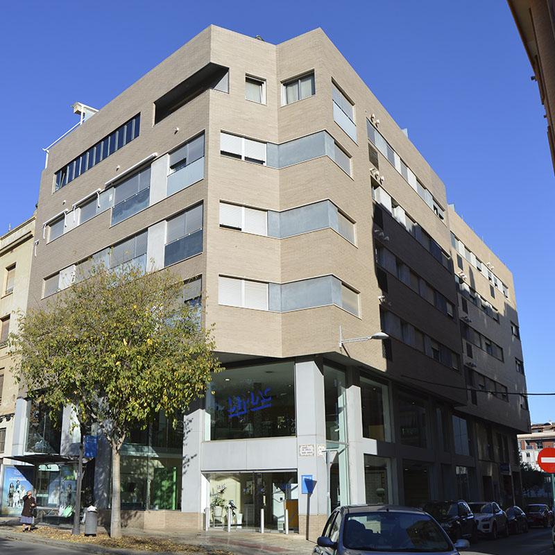 Construcción edificio residencial Ribalta Castellón