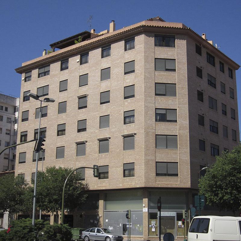 Construcción edificio residencial Sant Roc Castellón