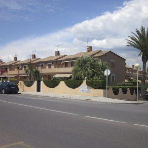 Construcción edificio residencial Solymar Castellón