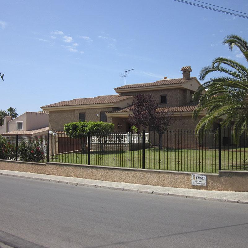 Construcciones de viviendas Castellón Gran Avenida Benicasim
