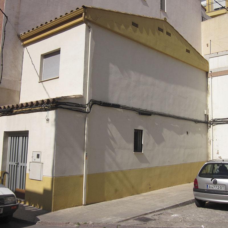 Construcciones de viviendas Castellón Pintor Montoliu Castellón