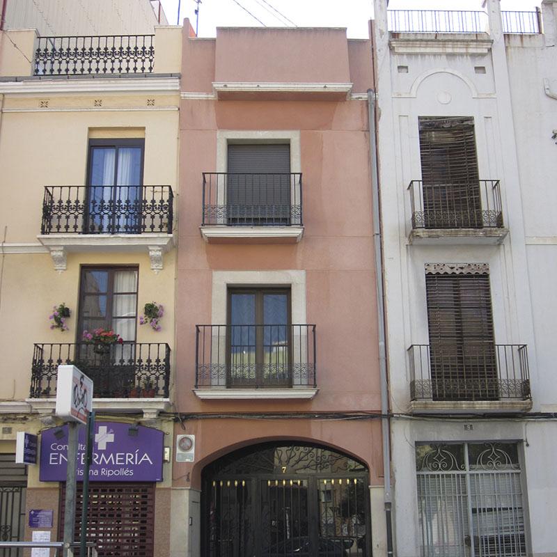 Construcciones de viviendas Castellón San Roque Castellón