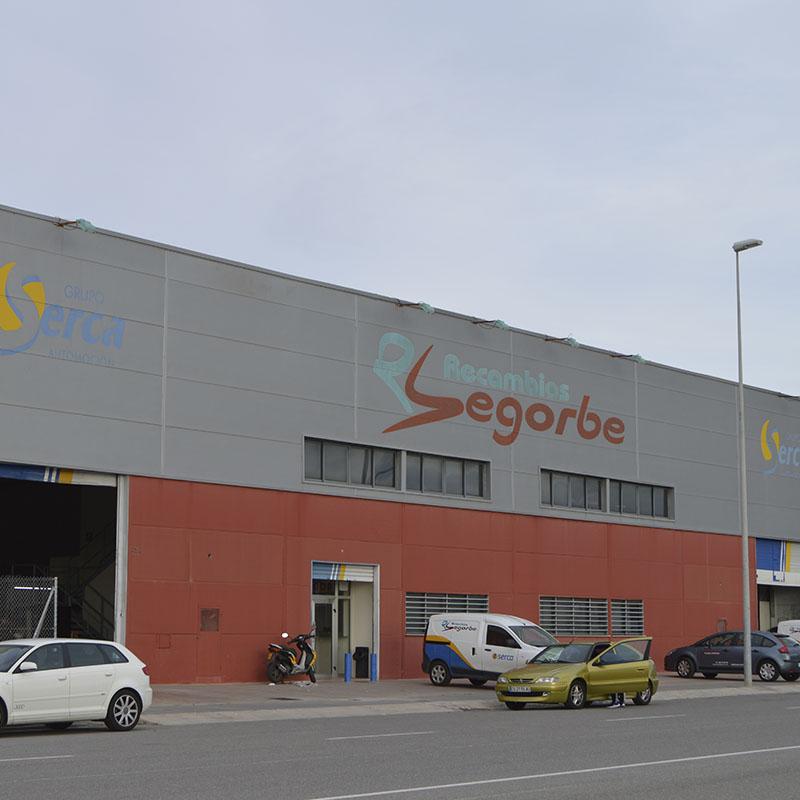 Construcciones para empresas Naves Industriales Ciudad del Transporte Castellón