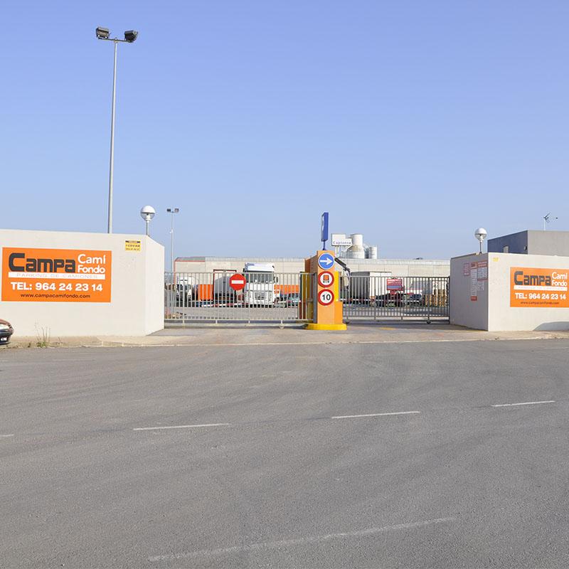 Construcciones para empresas Campa Camí Fondo Castellón