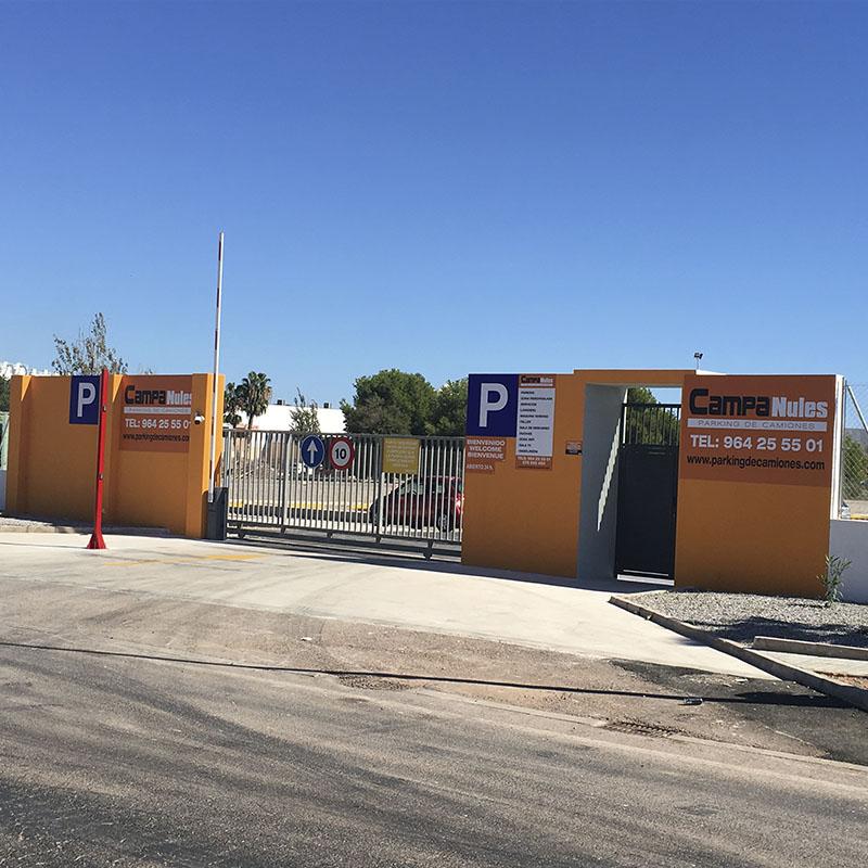 Construcciones para empresas Campa Nules Castellón