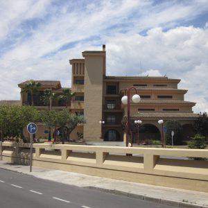 Construcciones de empresas Castellón Mutua Industrial Castellonense