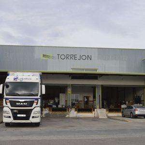 Construcciones para empresas Transportes Torrejon Castellón