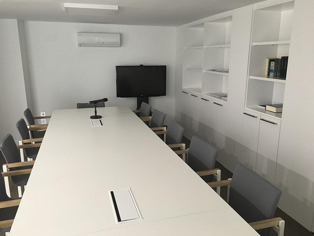 Reforma de salas para empresas en Castellón