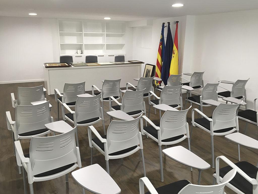 Reforma de salas de conferencias para empresas en Castellón