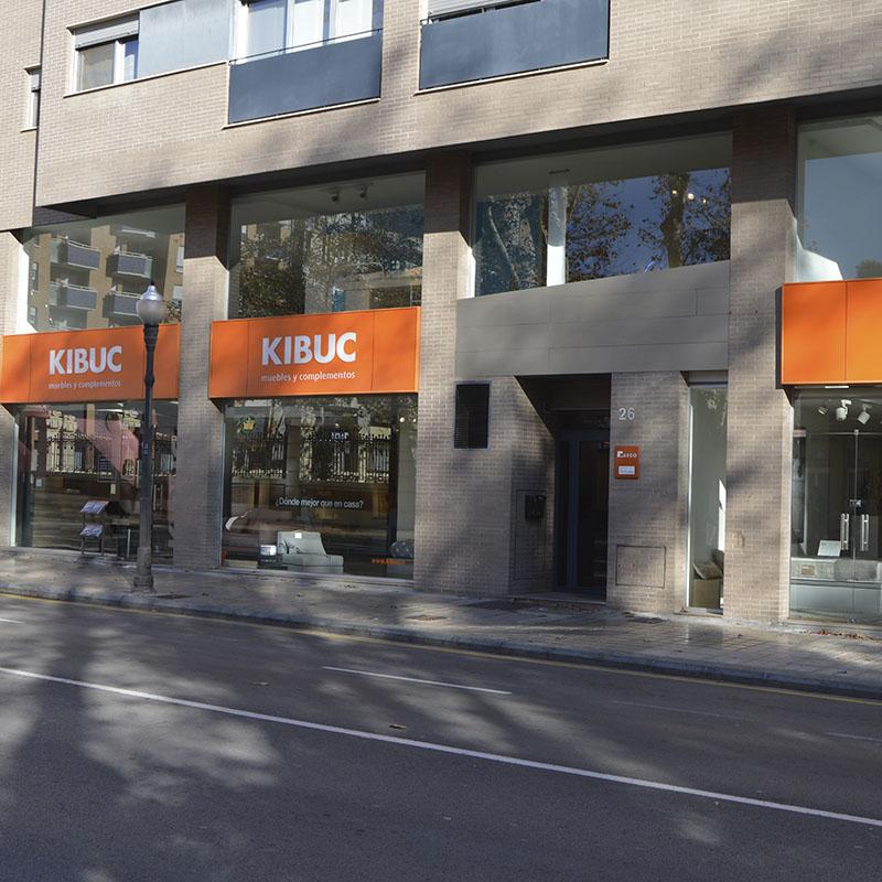 Reforma fachada local Castellón