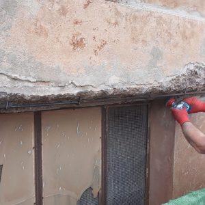 Rehabilitación de fachadas Castellón