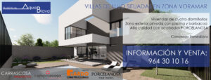 Promoción vivienda en Benicasim