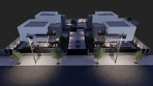 Plana general viviendas