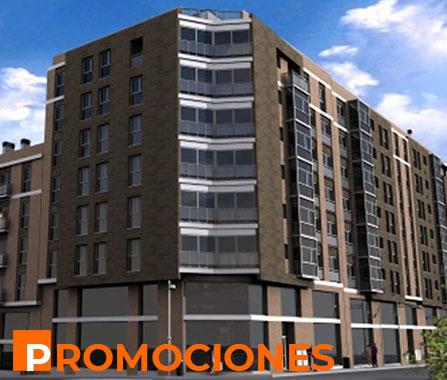 Promociones nueva vivienda en Castellón